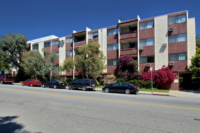 Brentwood Los Angeles Condo for Lease