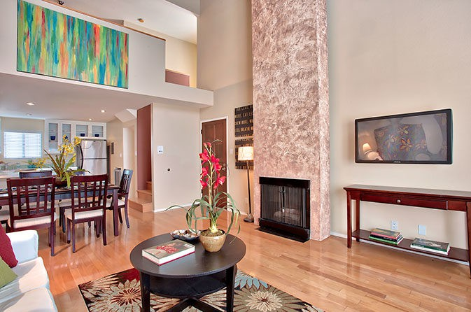 3 Story Brentwood Townhouse for Sale