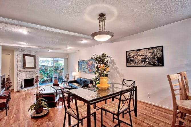 Santa Monica Ca Townhome for Sale