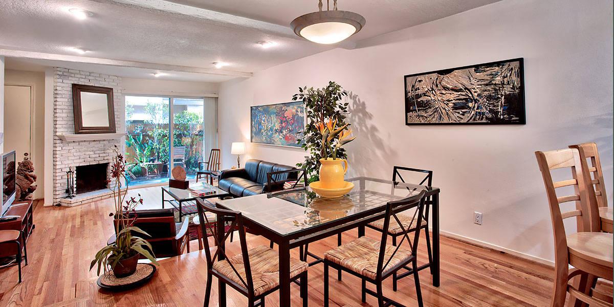 Santa Monica CA Townhome for Sale
