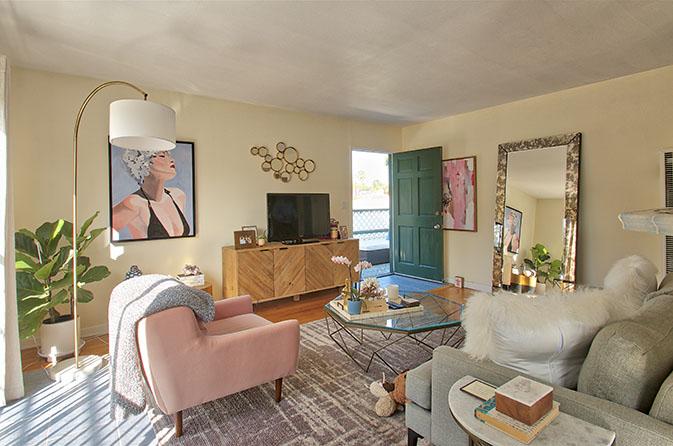 santa monica 4 plex for sale realtor gary limjap. Black Bedroom Furniture Sets. Home Design Ideas